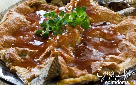 Рецепт Угощаем черную водяную Змею: Карп в кисло-сладком соусе