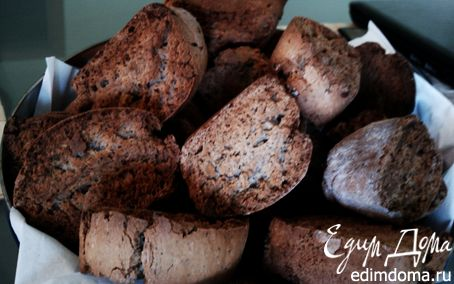 Рецепт Печенье к кофе (Biscotti)