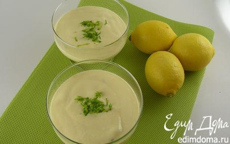 Рецепт Лимонно-лаймовый мусс с маскарпоне