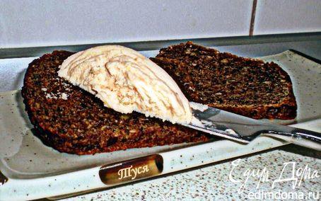 Рецепт Масло с красной рыбой (Mousse de saumon fume)