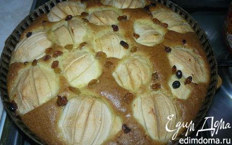 Рецепт Немецкий яблочный пирог
