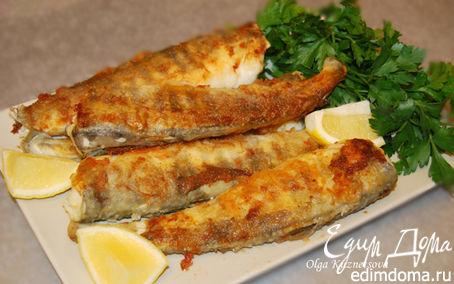 Рецепт Жареная ледяная рыба