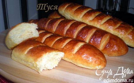 Рецепт Венский хлеб от Ришара Бертине (Pain viennois)