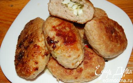 Рецепт Куриные зразы