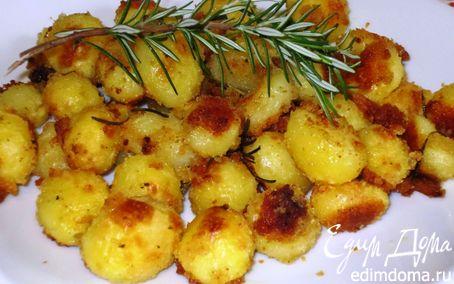 Рецепт Картофель в панировочных сухарях