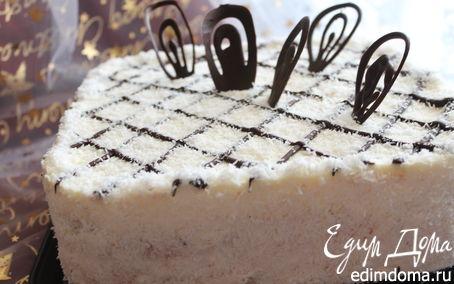 Рецепт торт Ананасовый