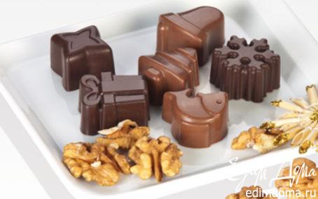 Рецепт Шоколадные конфеты