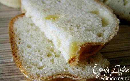 Рецепт Хлеб с сыром Эмменталь в хлебопечке
