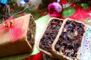 Рецепт – Шотландский новогодний кекс (Black Bun)