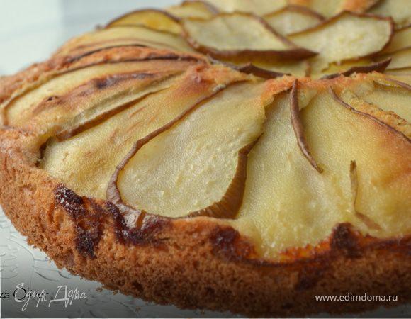 Датский грушевый пирог