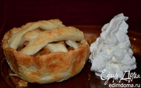 Рецепт Мини яблочный пирог (Mini Apple Pies)