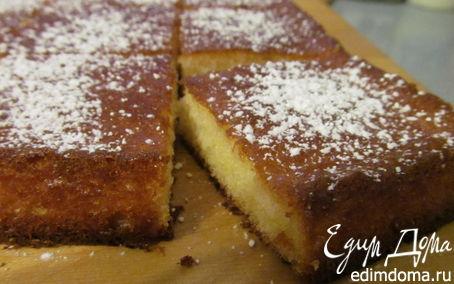 Рецепт Мягкое лимонное печенье