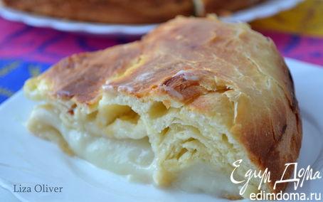 Рецепт – Фытыр - фантастически вкусный пирог из Египта