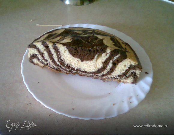 "торт""Зебра"""