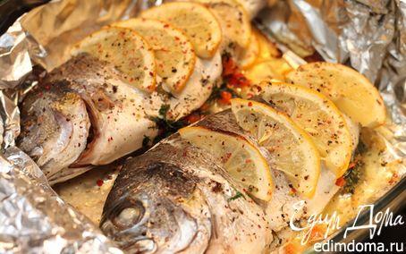 Рецепт Дорадо по-мальтийски