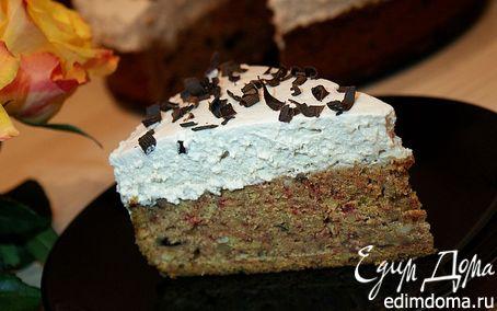 Рецепт Торт из свеклы с шоколадным кремом