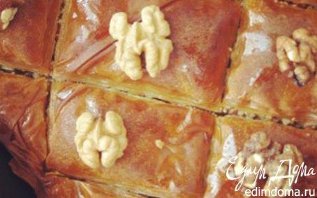 Рецепт Баклава, или пахлава