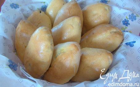 Рецепт Чудо-Пирожки на сыворотке