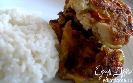 Рецепт Курино-овощные котлетки