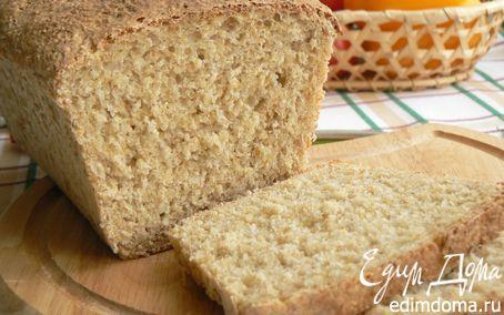 Рецепт Барвихинский хлеб на закваске