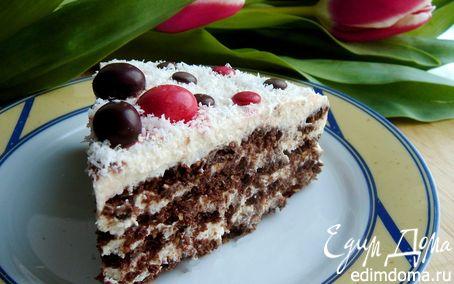 Рецепт Очень простой торт для любимых