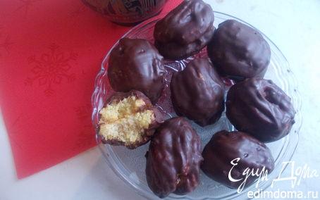 Рецепт Венское печенье с абрикосовым конфитюром
