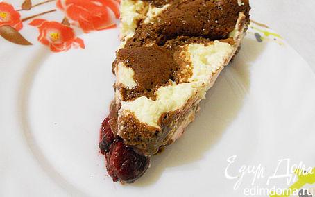 Рецепт Творожно-шоколадный десерт