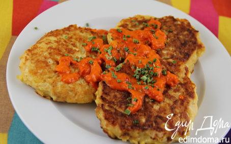 Рецепт Котлетки из сельдерея с сыром