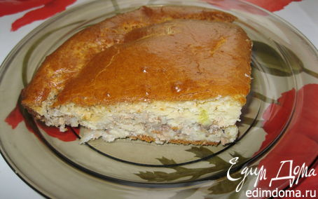 Рецепт быстрый пирог