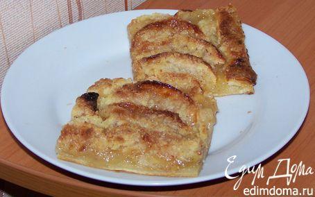 """Рецепт Яблочный пирог """"Моя мечта"""""""