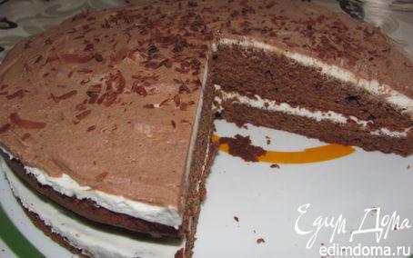 Рецепт сметанный торт
