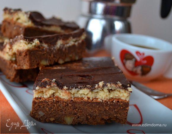 Брауни капучино (BROWNIES CAPPUCCINO)