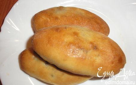 Рецепт Пирожки с капустой