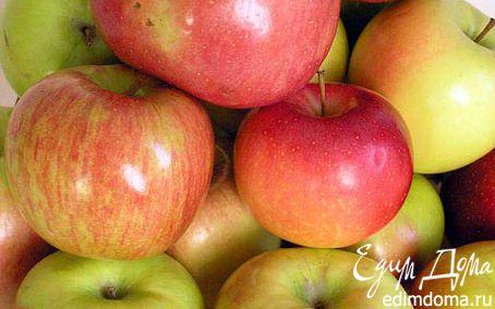 Рецепт Яблочный пирог на майонезе с геркулесом