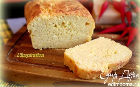Рецепт Кукурузный хлеб с пармезаном