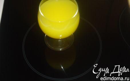 Рецепт Апельсиновый сок по-домашнему