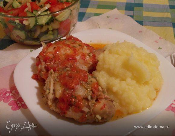 Курица почти по-грузински