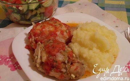 Рецепт Курица почти по-грузински