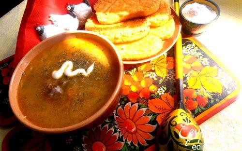 Рецепт Суточные щи - исконно русский обед