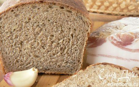 рецепт цельнозернового хлеба на закваске