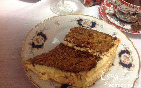 Рецепт Морковный торт