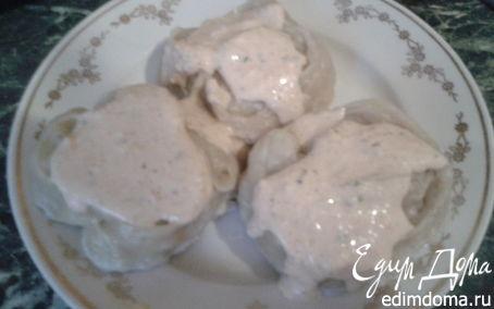 Рецепт Узбекские манты с мясом и не только