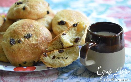 Рецепт Булочки со вкусом чая Эрл Грей