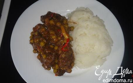 Рецепт Рис с мясом