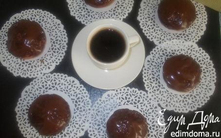 Рецепт Лимонные маффины с шоколадом