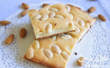 Рецепт Бретонский пирог с миндалем