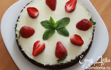 """Рецепт """"Креольский"""" сливочный торт"""