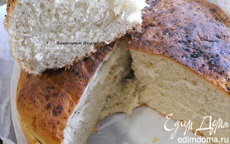 """Рецепт Хлеб """"Виктория"""" для любителей домашнего хлеба"""