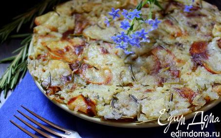Рецепт Картофельная лепешка от Гордона Рамзи