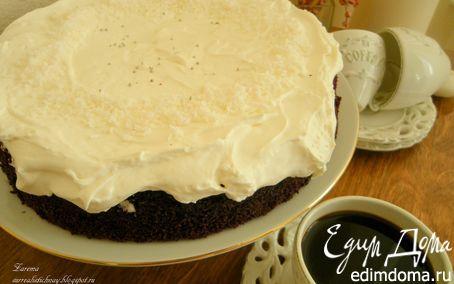 Рецепт Торт шоколадно-свекольный с Филадельфией (Barbabietola torta al cioccolato con Philadelphia)
